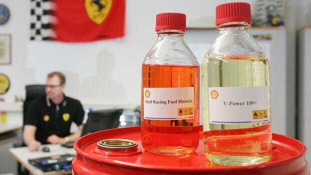 Formel 1 - Benzin
