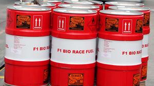 Formel 1 Benzin