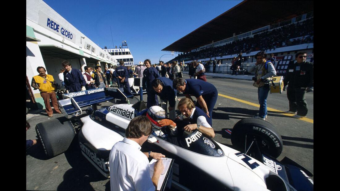 Formel 1 - Brabham-BMW - BT53 - R4-Turbo - 1985