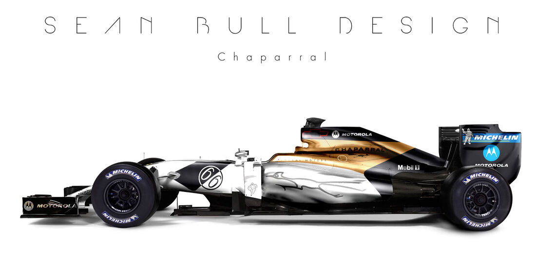 Formel 1 - Chaparral - Fantasie-Teams - Sean Bull Design