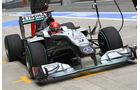 Formel 1 China Freies Training