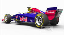 Formel 1 - Concept 2017 Red Bull