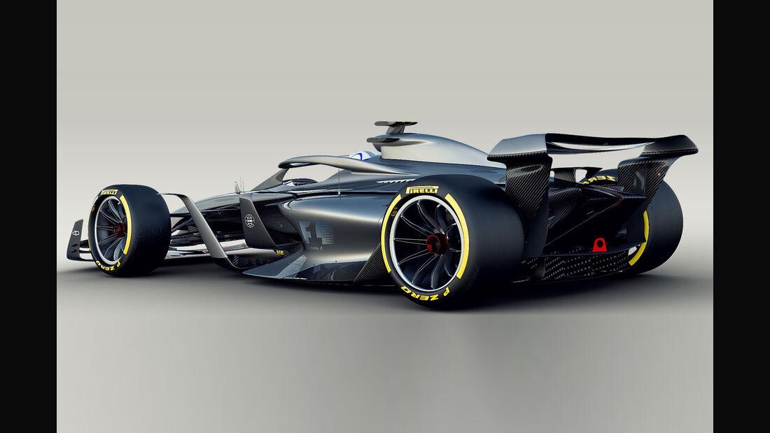 Formel 1 Australien 2021