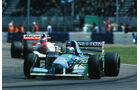 Formel 1 - F1 - F1-Saison 1994 - Benetton-Ford