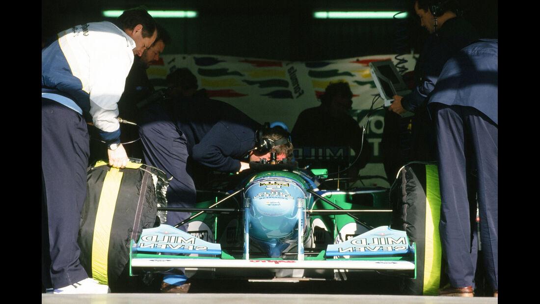 Formel 1 - F1 - F1-Saison 1994 - Benetton-Ford B194
