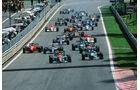 Formel 1 - F1 - F1-Saison 1994 - GP Belgien 1994 - SP