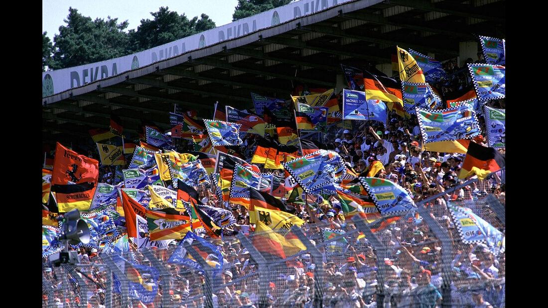 Formel 1 - F1 - F1-Saison 1994 - GP Deutschland 1994 - Hockenheim