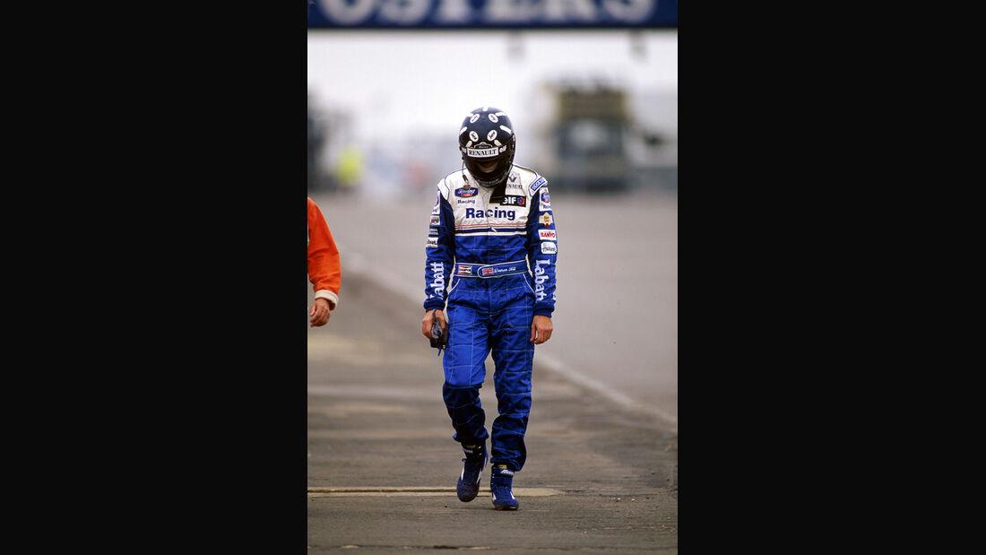 Formel 1 - F1 - F1-Saison 1994 - Hill