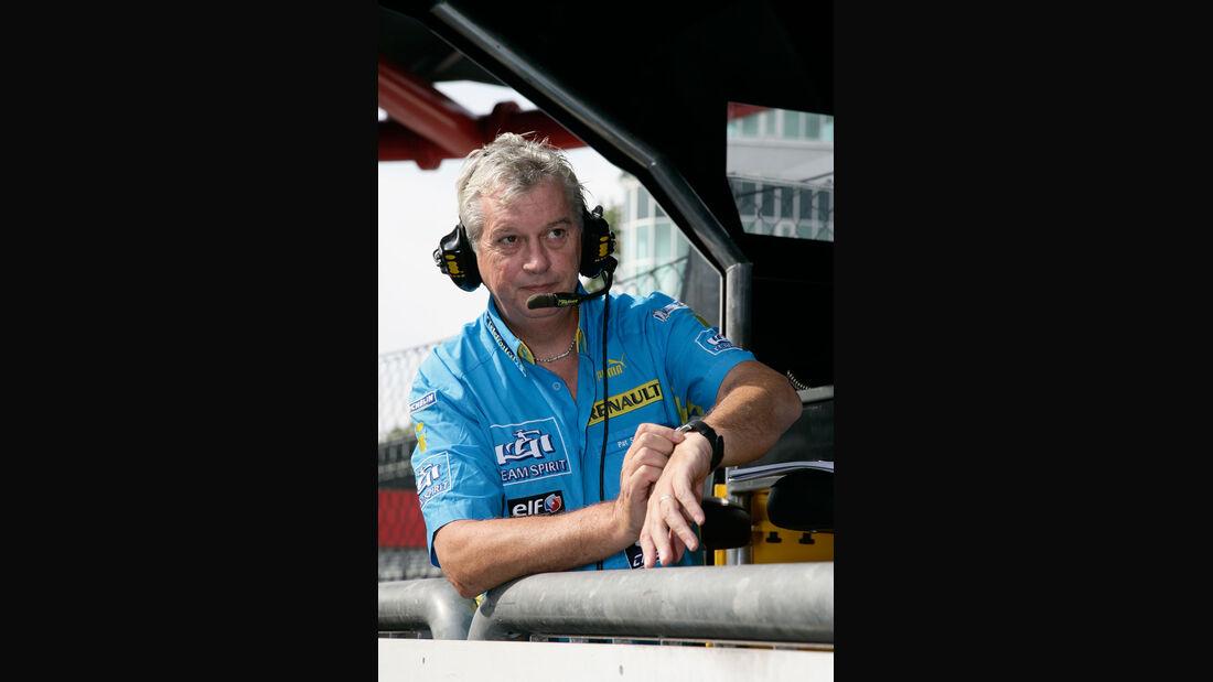 Formel 1 - F1 - F1-Saison 1994 - Pat Symonds - Renault