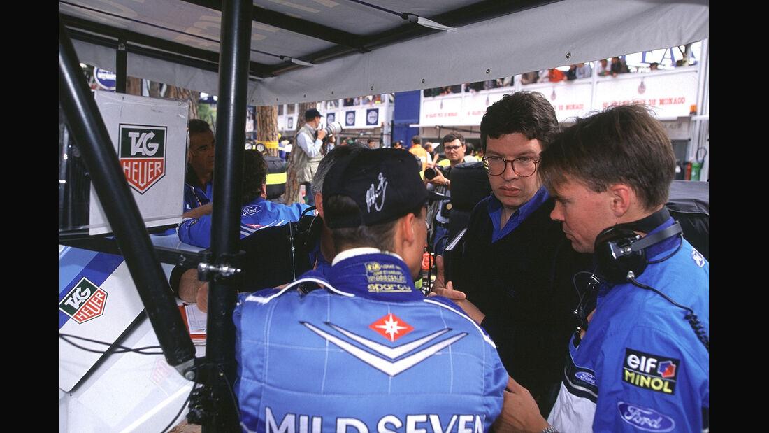 Formel 1 - F1 - F1-Saison 1994 - Ross Brawn - Schumacher - Alan Permane