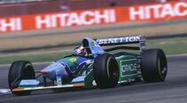 Formel 1 - F1 - F1-Saison 1994 - Schumacher - Benetton-Ford B194