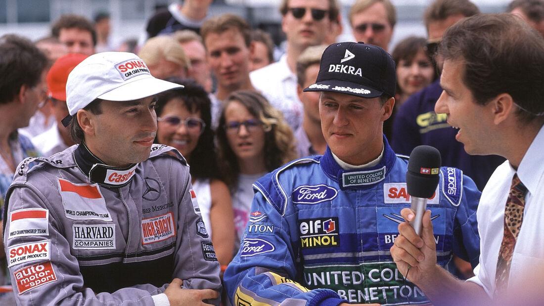 Brasil. Formel 1 Pilot 1994
