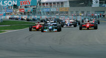 Formel 1 - F1 - F1-Saison 1994 - Schumacher - GP Kanada 1994