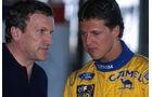 Formel 1 - F1 - F1-Saison 1994 - Schumacher - Walkinshaw - 1993