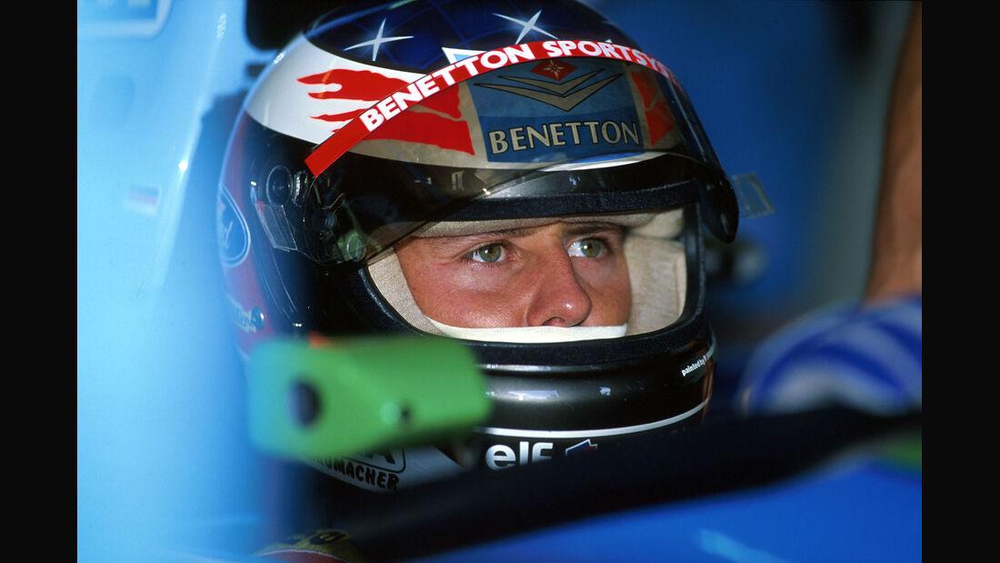 Formel 1 - F1 - F1-Saison 1994 - Schumacher