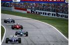 Formel 1 - F1 - F1-Saison 1994 - Senna - Schumacher - Berger - Hill - GP Imola 1994