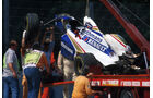 Formel 1 - F1 - F1-Saison 1994 - Senna - Unfall - Williams FW16