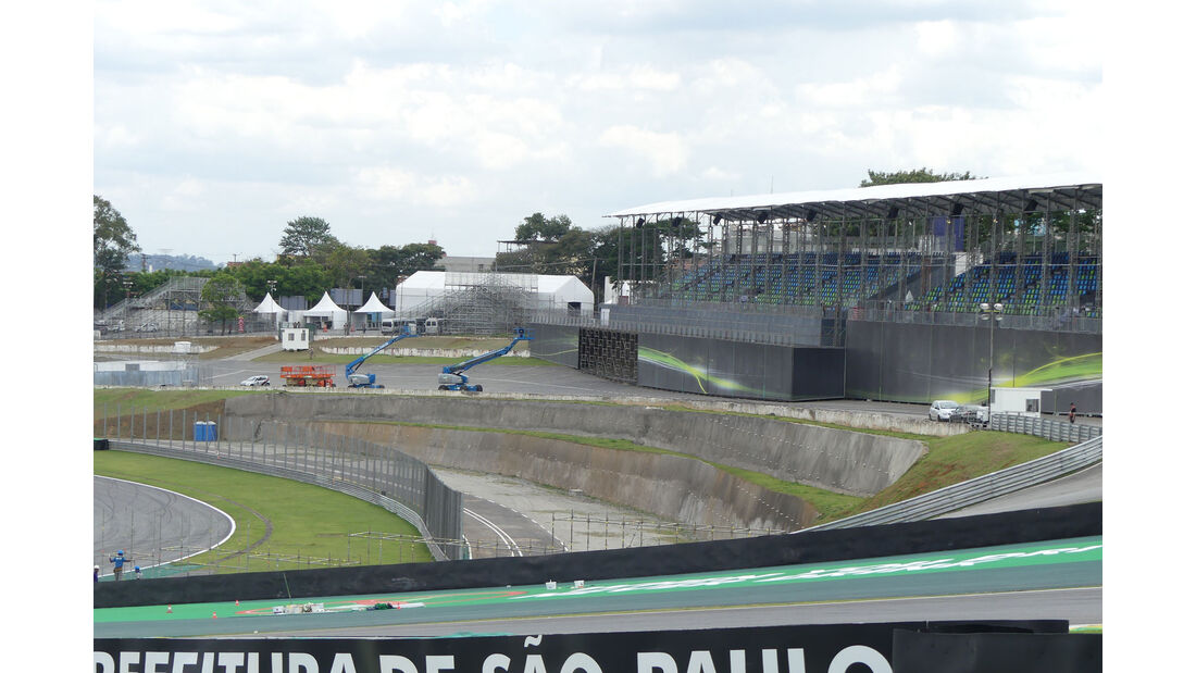 Formel 1 - F1-Tagebuch - GP Brasilien 2016