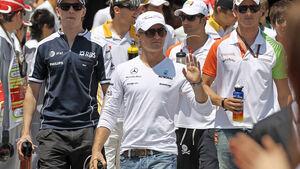 Formel 1-Fahrerkarussell