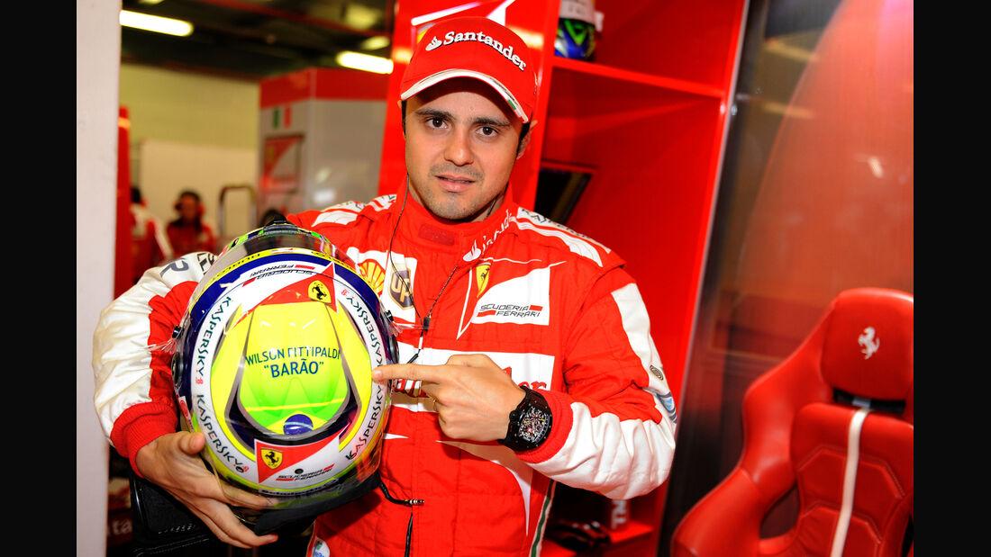 Formel 1 Felipe Massa GP Australien 2013