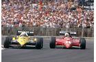 Formel 1 - Ferrari 126 C3 - V6-Turbo - Renault-Turbo, Silverstone 1983