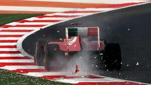 Formel 1 Ferrari GP Indien 2011