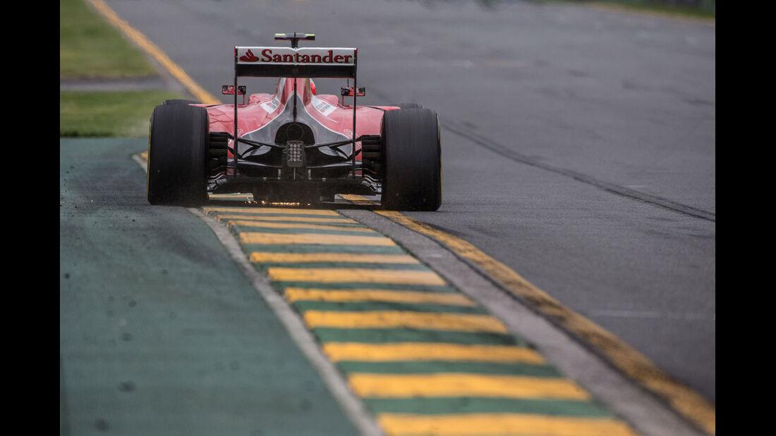 Formel 1 - Ferrari SF15-T - V6-Turbo