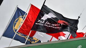Formel 1 - Flagge - GP Kanada 2016