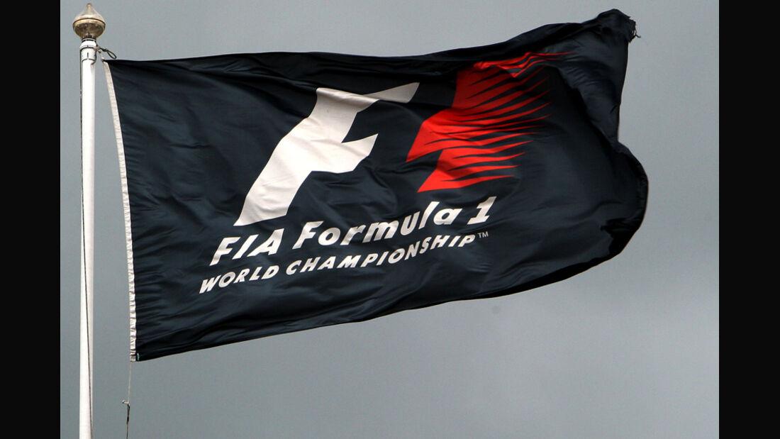 Formel 1-Flagge