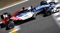 Formel 1 - Ford - Fantasie-Teams - Sean Bull Design