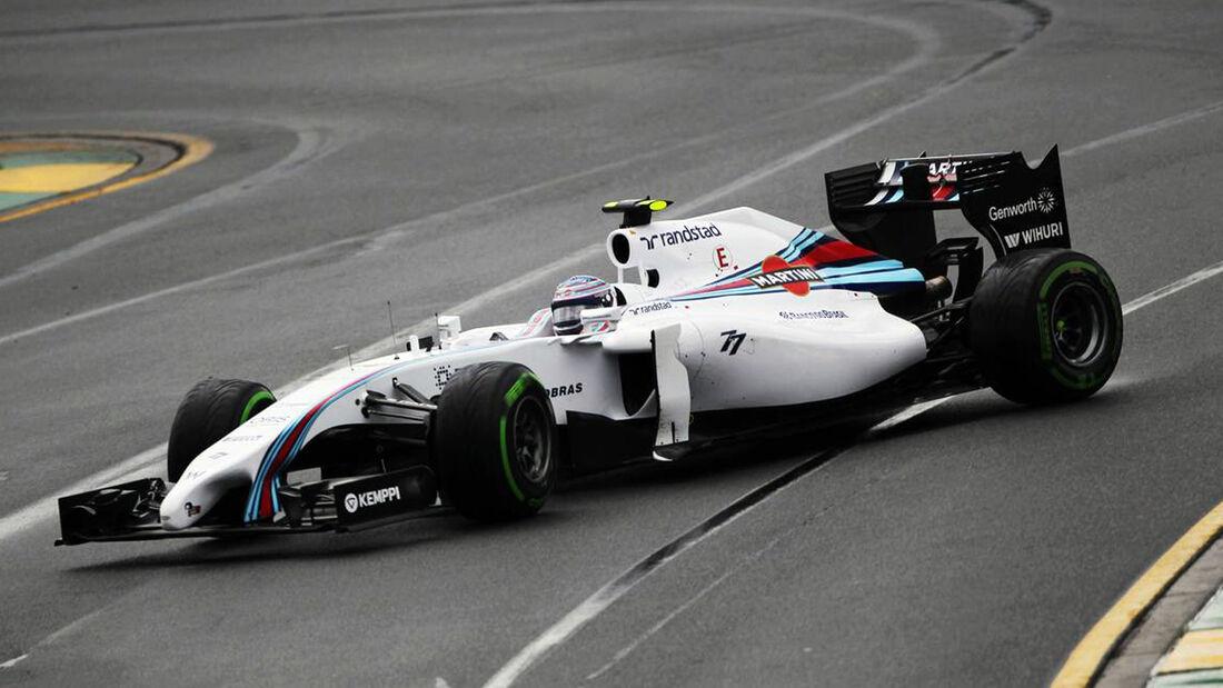 Formel 1 GP Australien 2014 Valtteri Bottas
