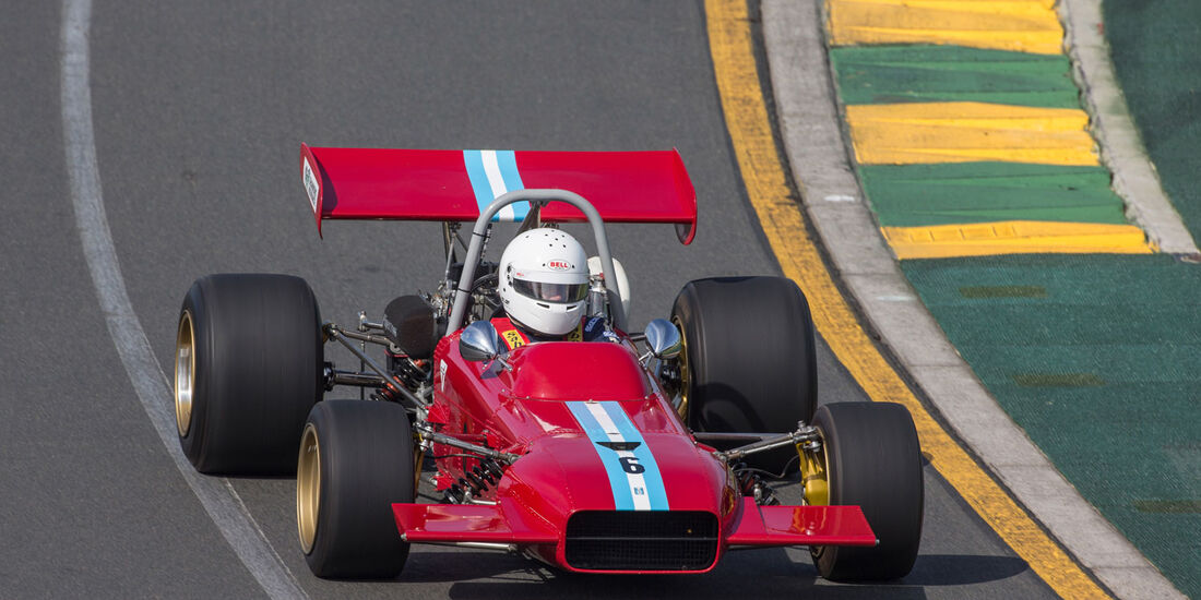 Formel 1 - GP Australien 2015 - Bilderkiste - De Tomaso F2