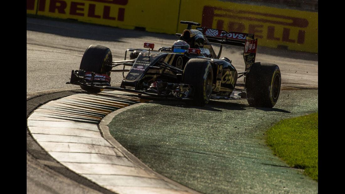 Formel 1 - GP Australien 2015 - Bilderkiste - F1