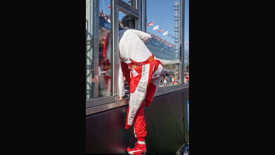 Formel 1 - GP Australien 2015 - Bilderkiste - F1 - Ferrari - Sebastian Vettel