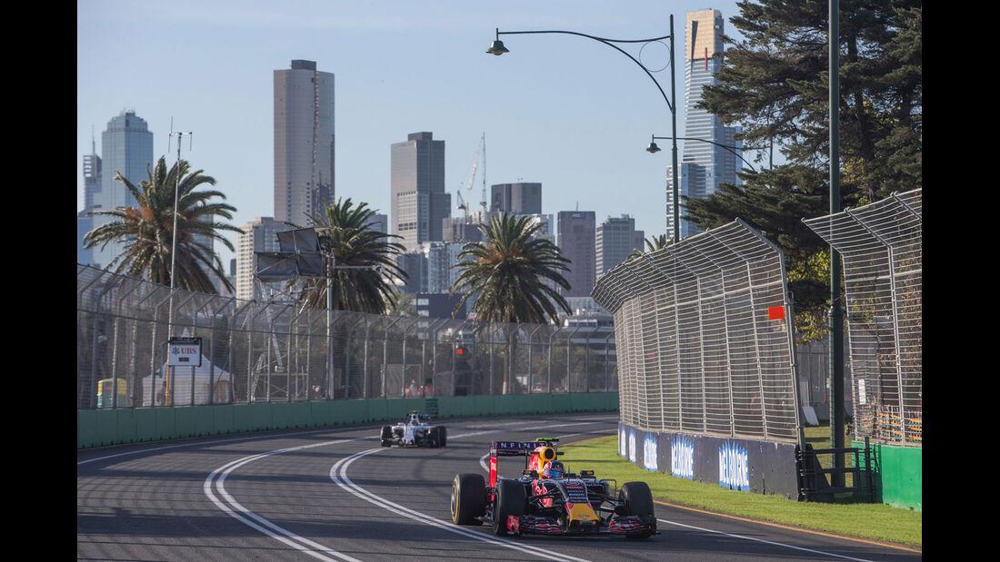 Formel 1 - GP Australien 2015 - Bilderkiste - F1 - Lotus - Pastor Maldonado