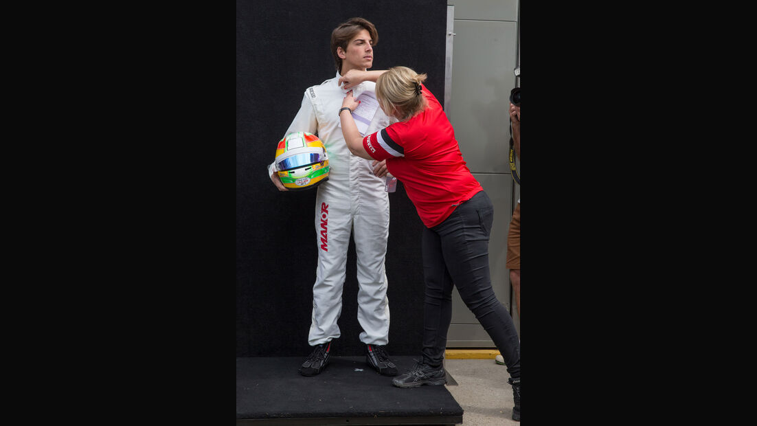 Formel 1 - GP Australien 2015 - Bilderkiste - F1 - Manor Marussia F1 - Roberto Merhi