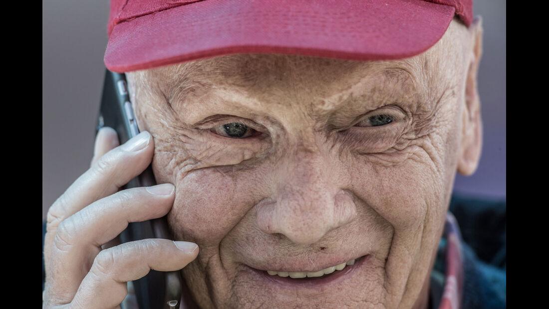 Formel 1 - GP Australien 2015 - Bilderkiste - F1 - Mercedes - Niki Lauda