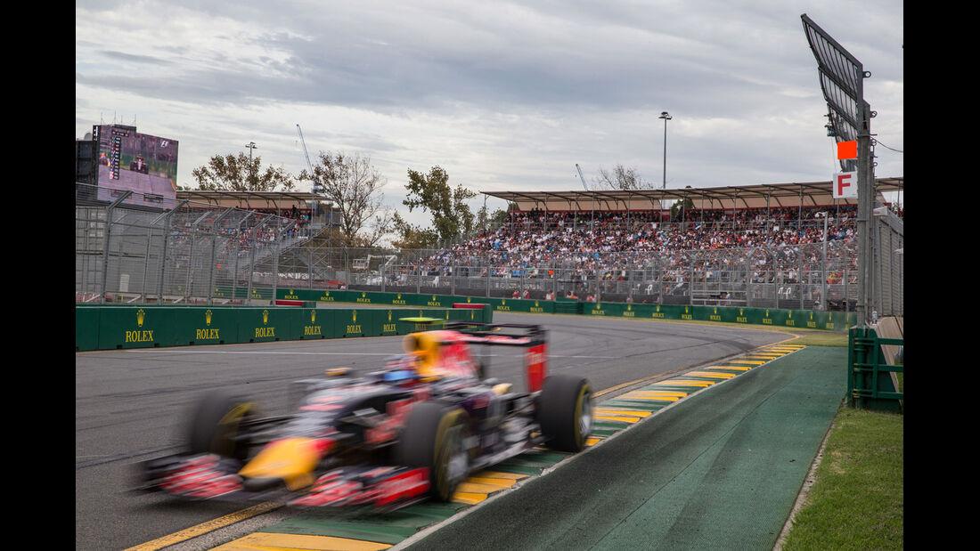 Formel 1 - GP Australien 2015 - Bilderkiste - F1 - Red Bull - Daniil Kvyat