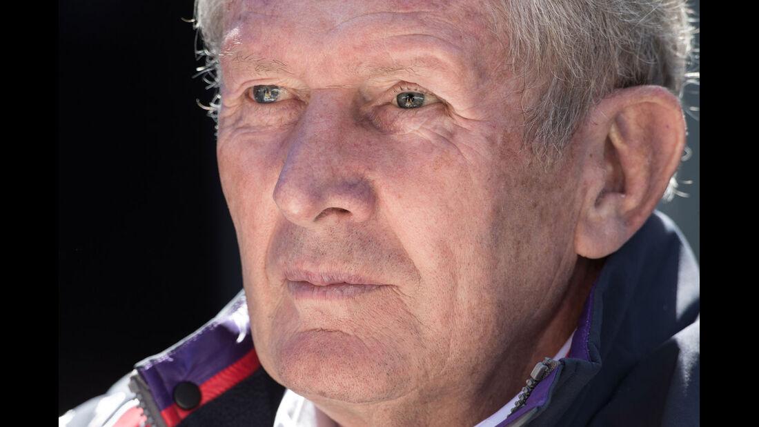 Formel 1 - GP Australien 2015 - Bilderkiste - F1 - Red Bull - Helmut Marko