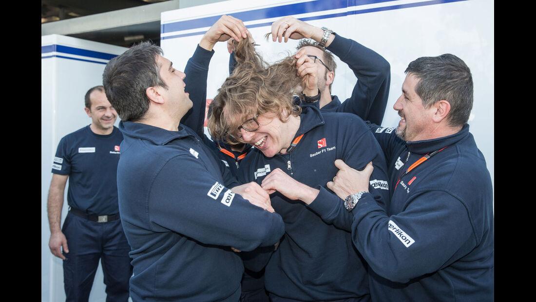 Formel 1 - GP Australien 2015 - Bilderkiste - F1 - Sauber