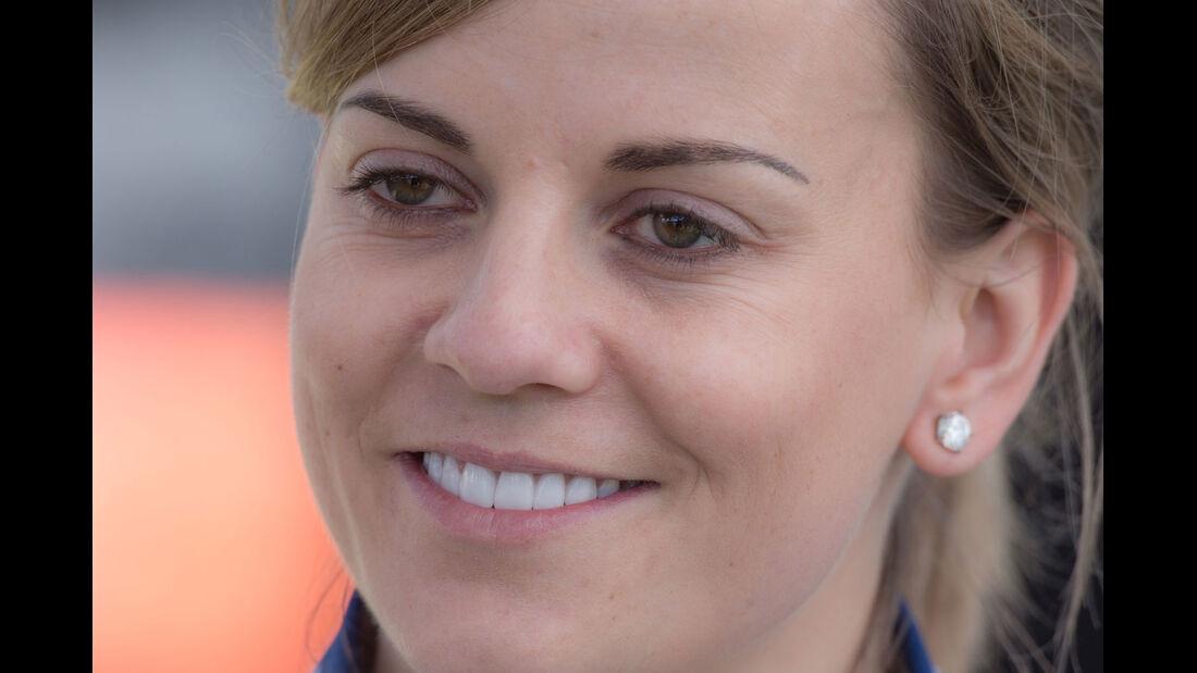 Formel 1 - GP Australien 2015 - Bilderkiste - F1 - Williams - Susie Wolff