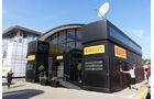 Formel 1 - GP Barcelona 2014 - Motorhomes - Pirelli