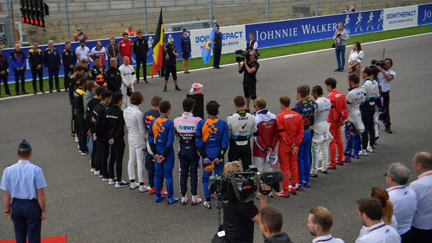 Formel 1 - GP Belgien 2019 - Spa-Francorchamps