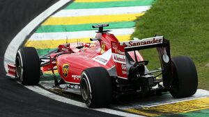 Formel 1 - GP Brasilien 2014 - Fernando Alonso