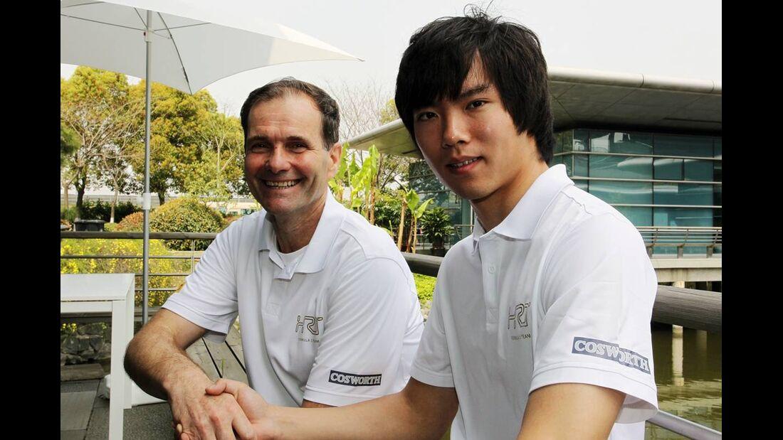 Formel 1 - GP China - 12. April 2012