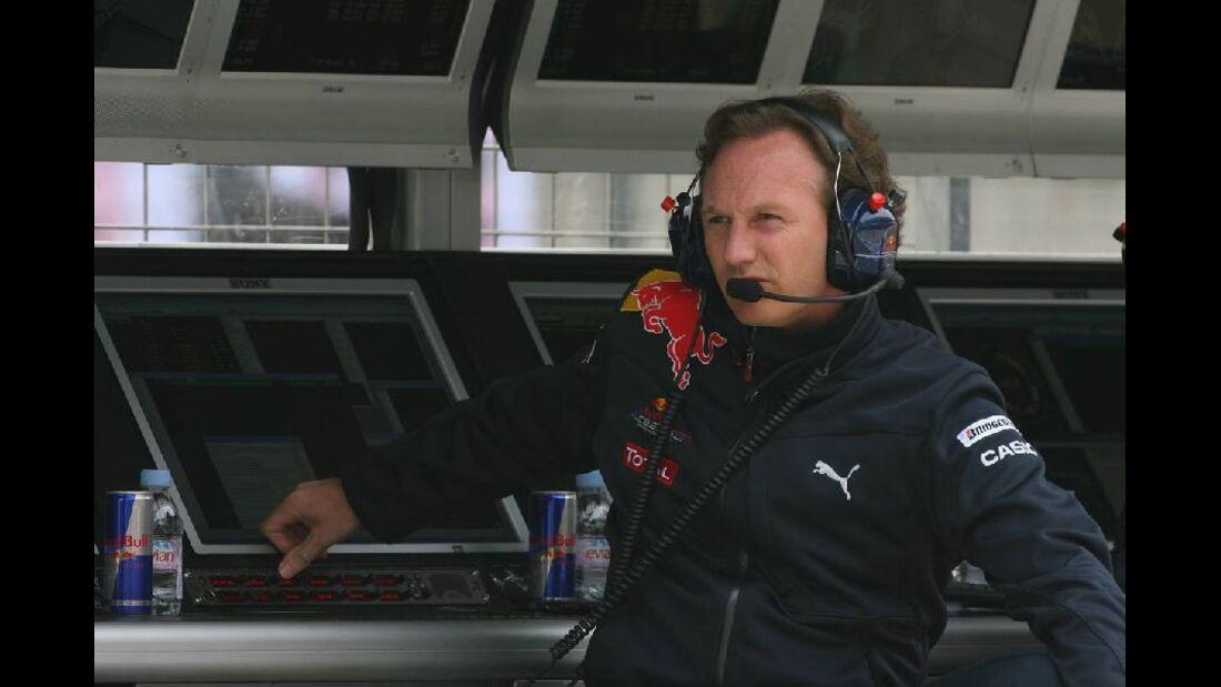 Formel 1 GP China 2010 Qualifying