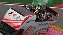 Formel 1 GP China 2011