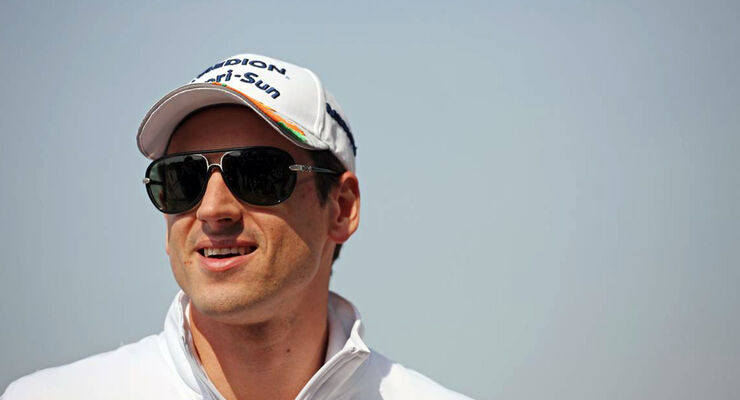 Formel 1 GP China 2013 Adrian Sutil