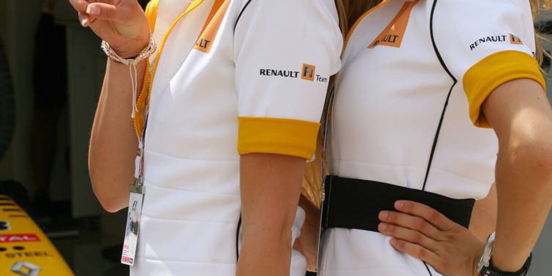 Formel 1 GP England 2010 Samstag