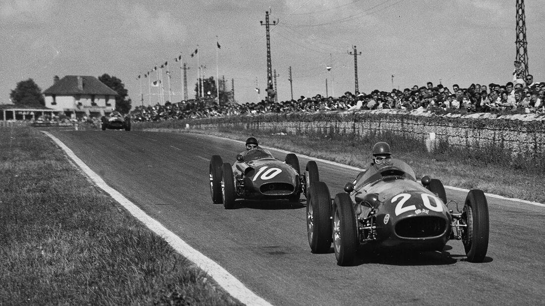 Formel 1 - GP Frankreich - 1957